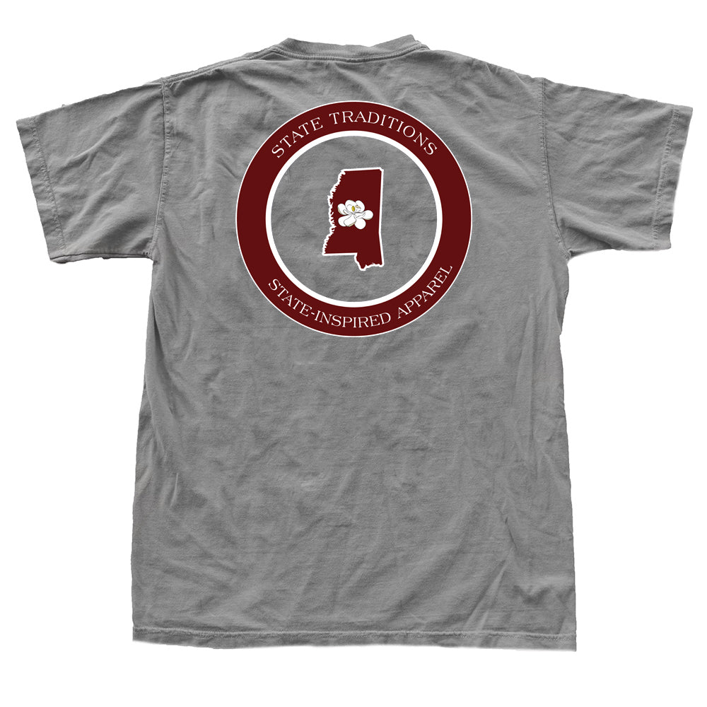 Mississippi State Icon T-Shirt