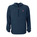 Mississippi Oxford Gameday Anorak Pullover Navy