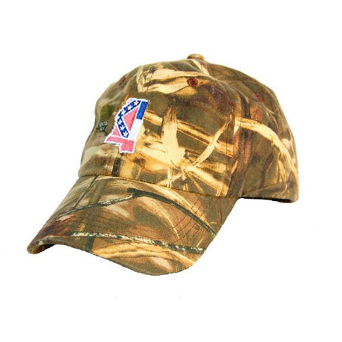 Mississippi Traditional Hat Max 5 Camo