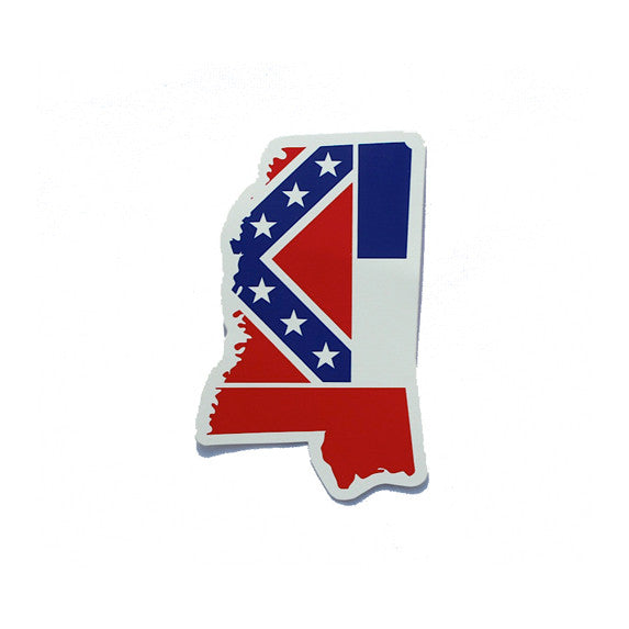 Mississippi Traditional Sticker