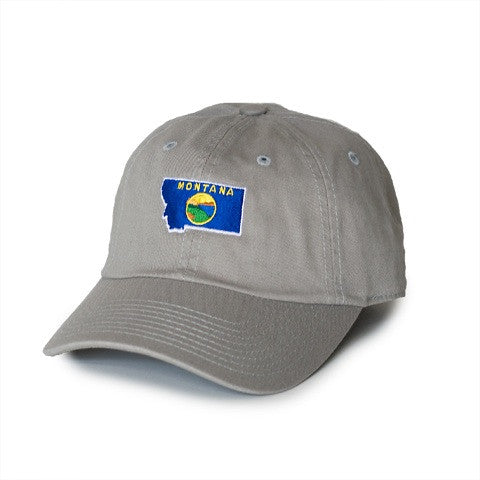 Montana Traditional Hat Grey