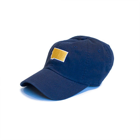 Montana Gameday Hat Navy