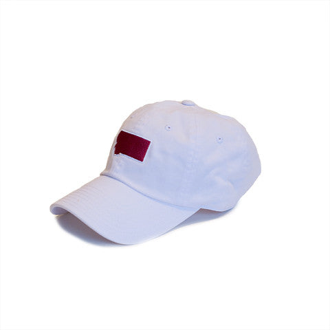 Montana Gameday Hat White