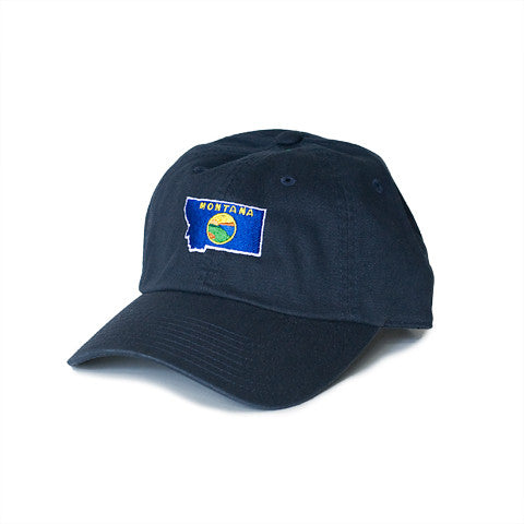 Montana Traditional Hat Navy