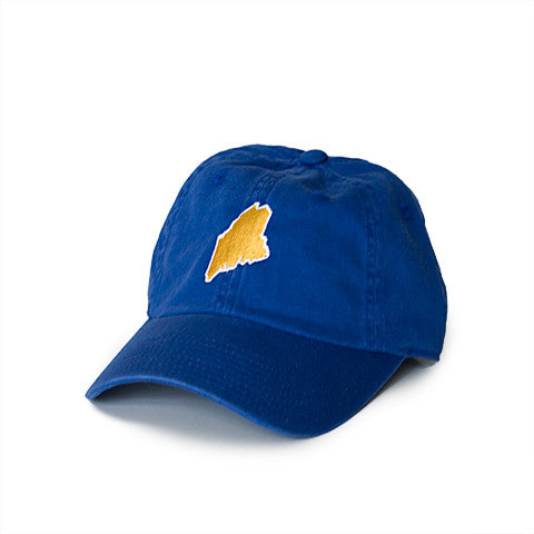 Maine Gameday Hat Royal