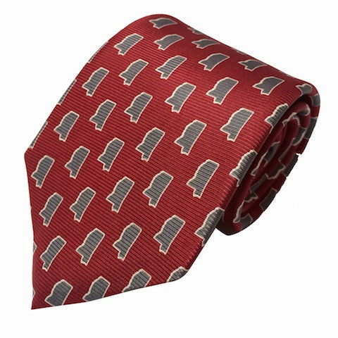 Mississippi Starkville Gameday Tie