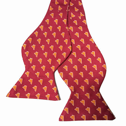 Virginia Blacksburg Gameday Bow Tie