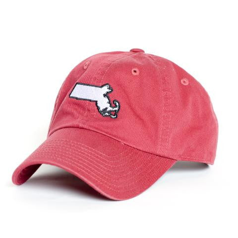 Massachusetts Cambridge Gameday Hat Crimson