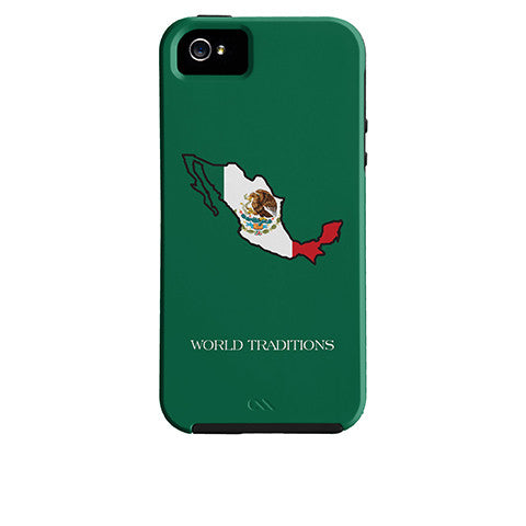 Mexico Traditional iPhone Case