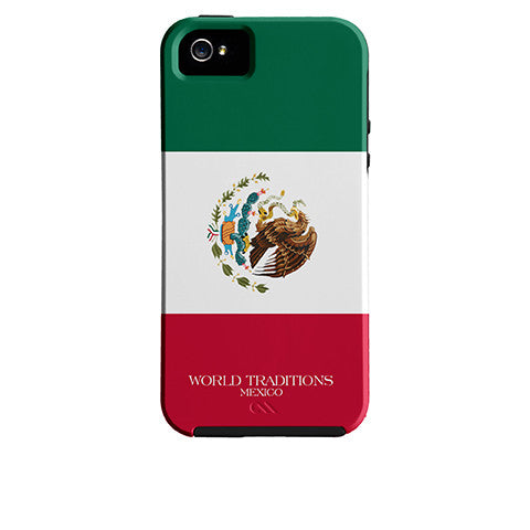 Mexico Flag iPhone Case