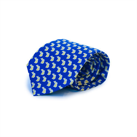 Michigan Ann Arbor Gameday Tie