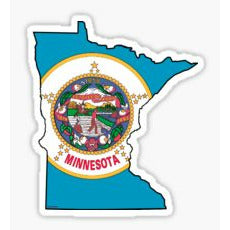 Minnesota Traditional Sticker
