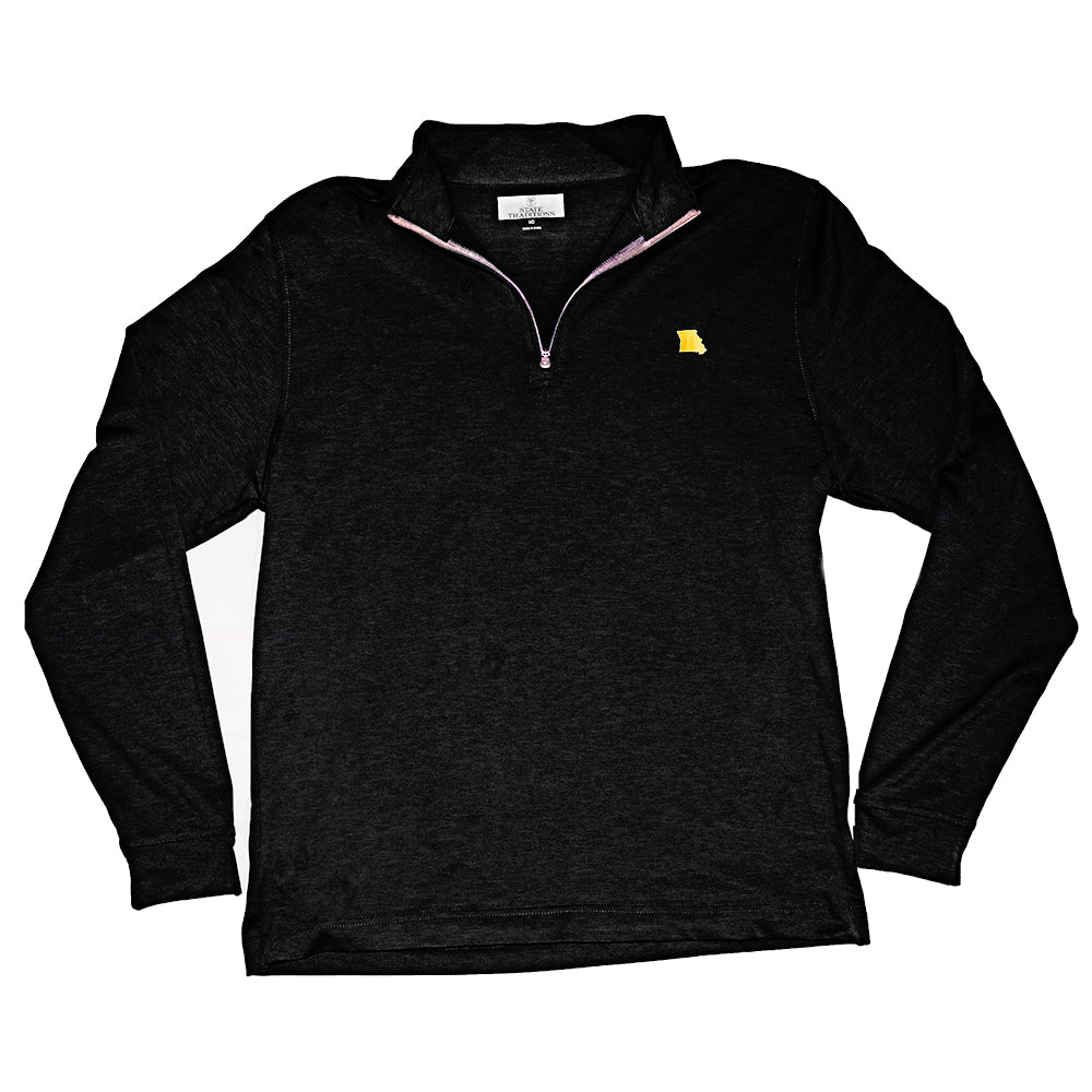 a15be3731379 Missouri Columbia Gameday Cahaba 1 4 Zip Pullover – State Traditions