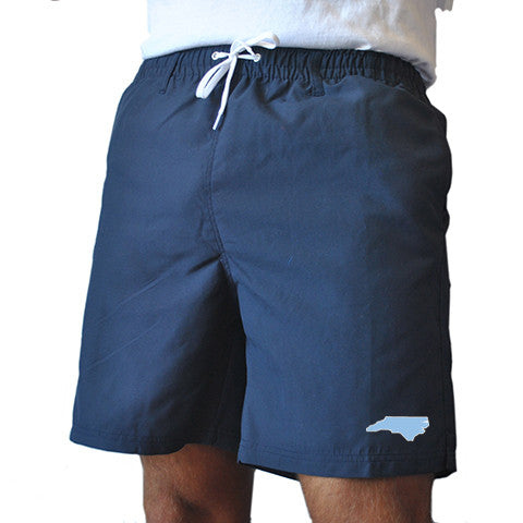 North Carolina Chapel Hill Gameday Swimwear Navy