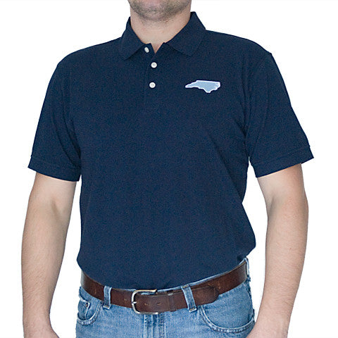 North Carolina Chapel Hill Gameday Polo Navy