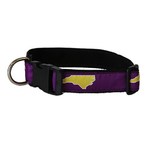 North Carolina Greenville Gameday Dog Collar