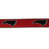 North Carolina Raleigh Gameday Belt