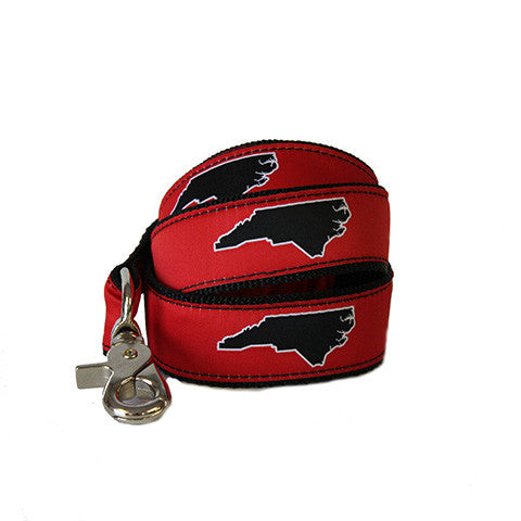 North Carolina Raleigh Gameday Dog Leash/Lead