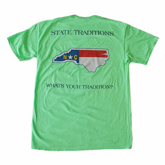 North Carolina Traditional T-Shirt Island Reef