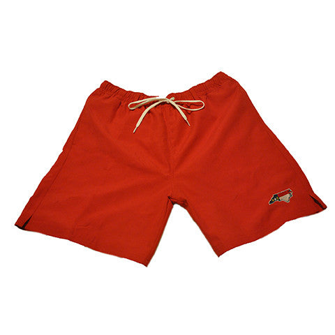 North Carolina Traditional Swimwear Red