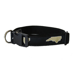 North Carolina Winston-Salem Gameday Dog Collar