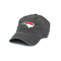 North Carolina Traditional Youth Hat Charcoal