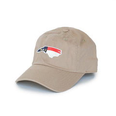 North Carolina Traditional Hat Khaki