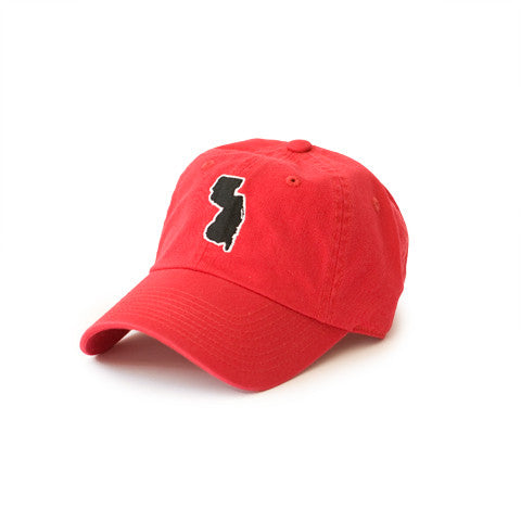 New Jersey Piscataway Gameday Hat Red