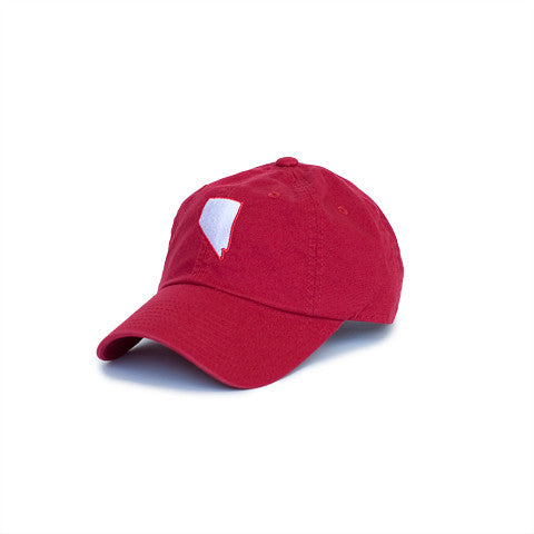 Nevada Las Vegas Gameday Hat Red