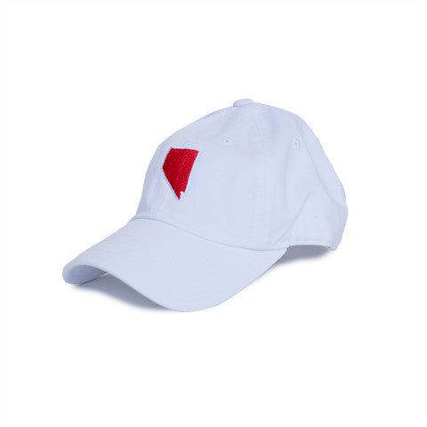 Nevada Las Vegas Gameday Hat White