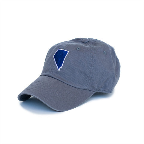 Nevada Reno Gameday Hat Grey