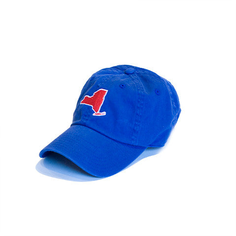 New York Gameday Hat Blue