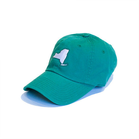 New York Gameday Hat Green