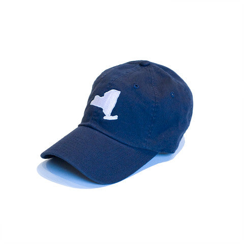New York, New York Navy Hat, New York Cap, Navy and White, Pin Stripes, Dad Hat, 6 panel, cotton slouch, New York Gameday, New York City, Baseball