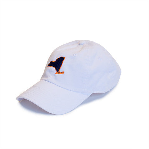New York Gameday Hat White