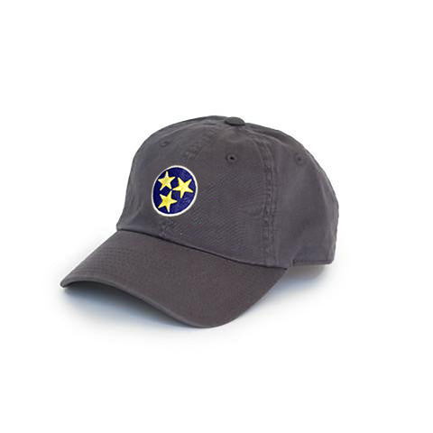 Nashville Hockey TriStar Hat Grey