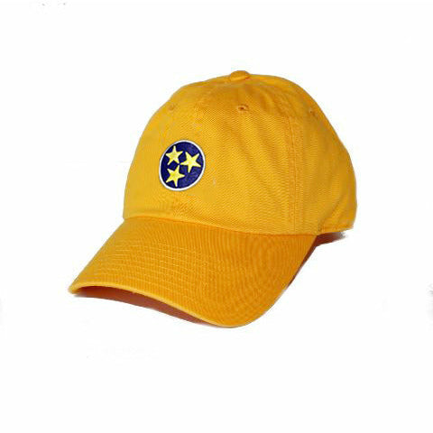 Nashville Hockey TriStar Hat Gold