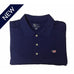 America Traditional Clubhouse Performance Polo Navy