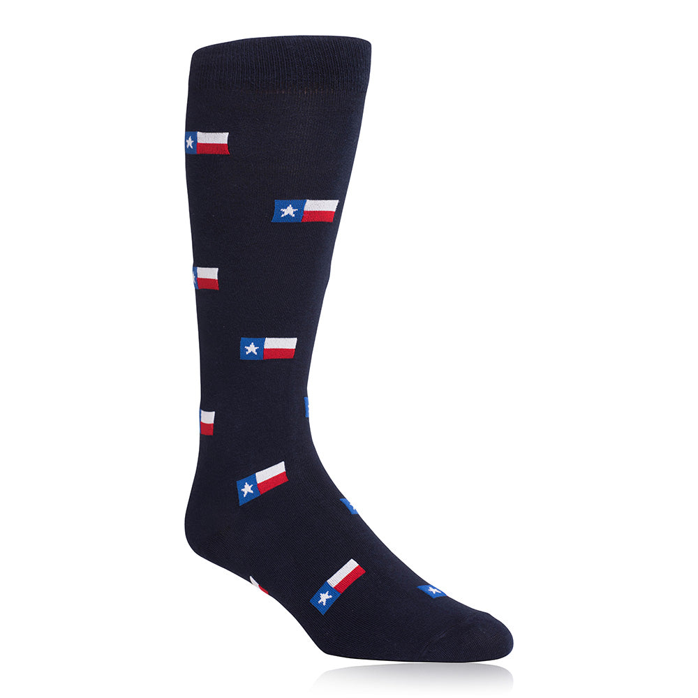 State Traditions Texas Flag Premium Socks