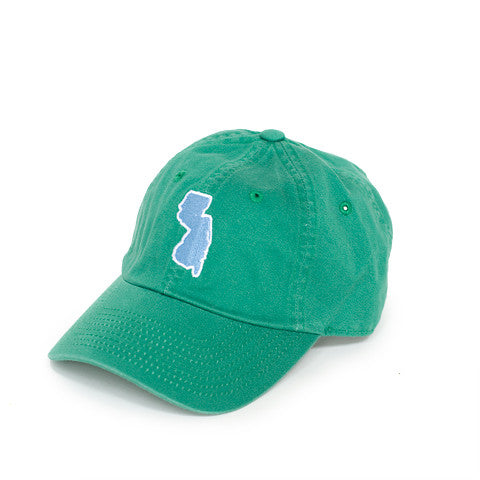 New Jersey Cape May Hat Green