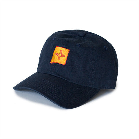 New Mexico Traditional Hat Navy