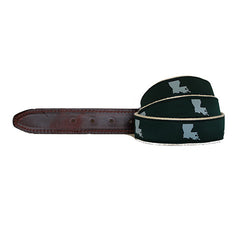 Louisiana New Orleans Gameday Belt