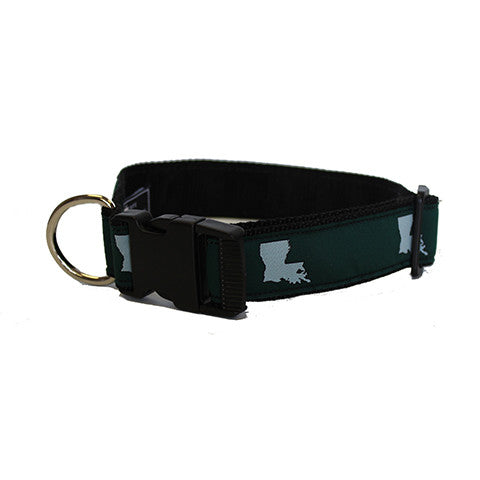 Louisiana New Orleans Gameday Dog Collar