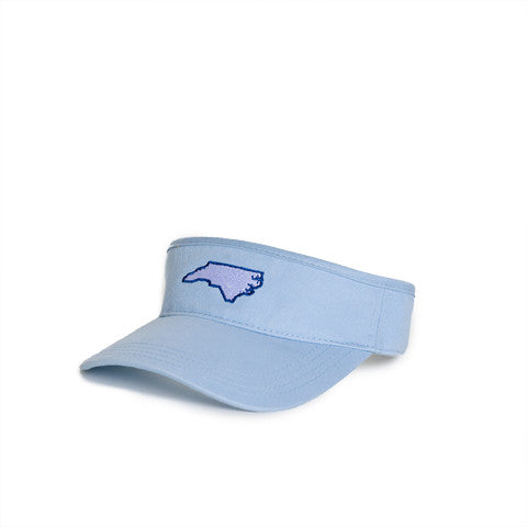 North Carolina Chapel Hill Gameday Hat Visor Blue
