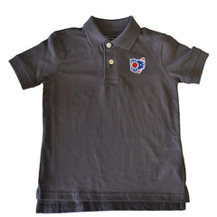 Ohio Traditional Youth Polo Grey
