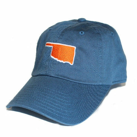 Oklahoma Oklahoma City Gameday Hat Blue