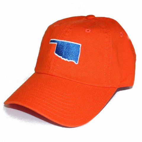 Oklahoma Oklahoma City Gameday Hat Orange