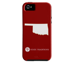 Oklahoma Norman Gameday iPhone Case
