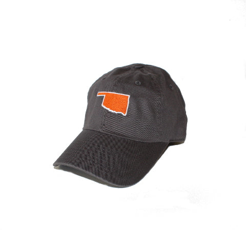 Oklahoma Stillwater Gameday Hat Grey