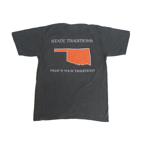 Oklahoma Stillwater Gameday T-Shirt Black